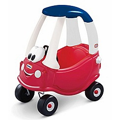 Little Tikes - Cozy Coupe - Royal (Red/White/Blue)