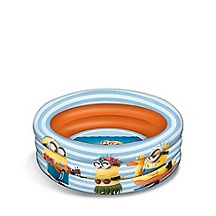 Despicable Me - Minion Made 3 Ring Pool