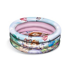 Disney Sofia the First - 3 Ring 100cm Pool