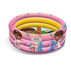 Doc McStuffins - 3 Ring 100cm Pool