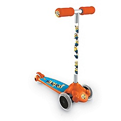 Despicable Me - Minion Made Twist & Roll Scooter