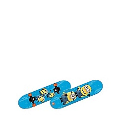 Despicable Me - Minion Made Skateboard