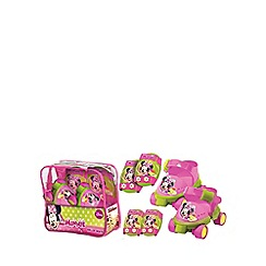 Minnie Mouse - Roller Skates Set