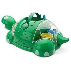 Mookie - Createaway pull along garden turtle