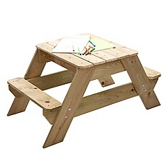 TP Active Fun - Early fun picnic table sandpit