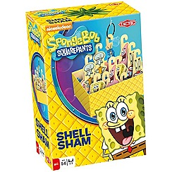 Spongebob - SpongeBob Shell Sham Fishing Game