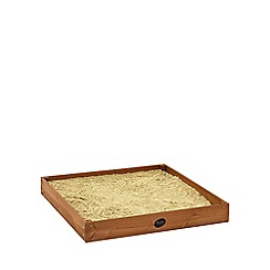 Plum - Junior Outdoor Play Wooden Sand Pit