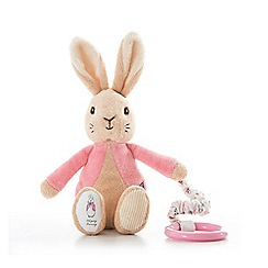 Beatrix Potter - Flopsy Bunny attachable pram toy