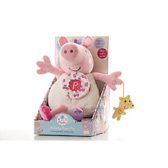 Peppa Pig - Nursery large activity peppa plush