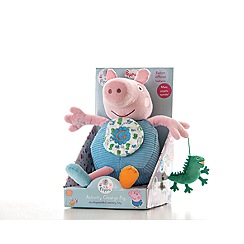 Peppa Pig - Nursery large activity george plush