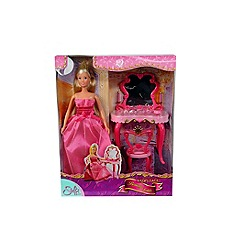 Steffi Love - Princess beauty table