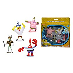 Spongebob - Super Hero figures set