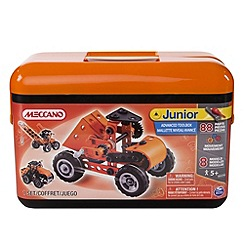 Meccano - Junior Advanced Toolbox