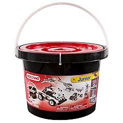 Meccano - Junior 150 Parts Bucket