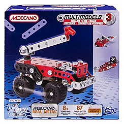 Meccano - Multimodels 3 Model Set