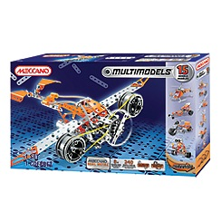 Meccano - Multimodels 15 Model Set