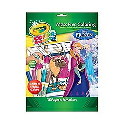 Disney Frozen - Crayola Color Wonder