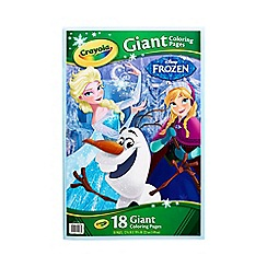 Disney Frozen - Crayola Giant Colouring Pages