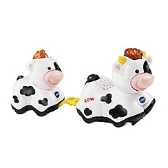 VTech - Toot-Toot Animals Mummy and Baby Cow