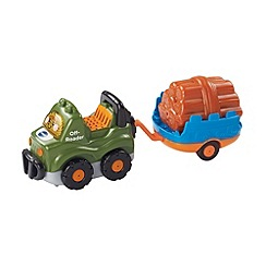 VTech - Toot-Toot Drivers Off-Roader and Trailer