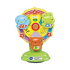 VTech - Little Friendlies Sing-Along Spinning Wheel