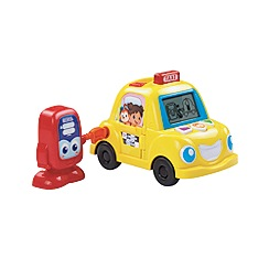 VTech - Fun Phonics Yellow Taxi Cab