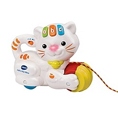 VTech Baby - Pull & Play Kitten