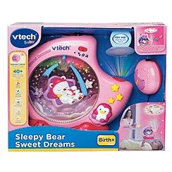 VTech Baby - Pink Sleepy Bear Sweet Dreams
