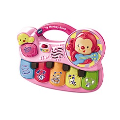 VTech Baby - My Monkey Band