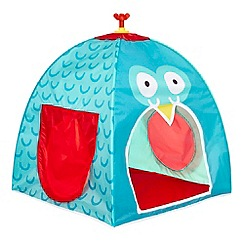 Worlds Apart - GetGo umbrella play tent - owl