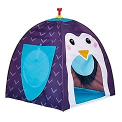 Worlds Apart - GetGo umbrella play tent - penguin