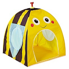 Worlds Apart - GetGo umbrella play tent - bee