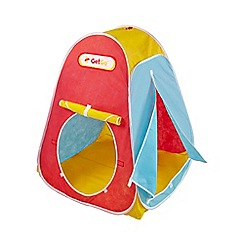 Worlds Apart - GetGo pop up tent