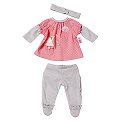 Baby Annabell - My first clothing set