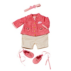 Baby Annabell - Deluxe lovely knit set