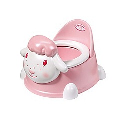 Baby Annabell - Interactive potty