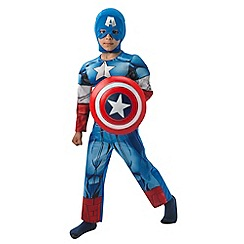 The Avengers - Captain America Costume