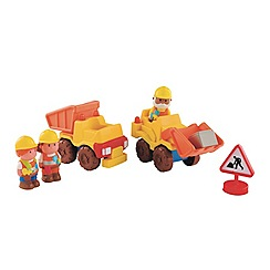 Early Learning Centre - Happyland construction vehichles