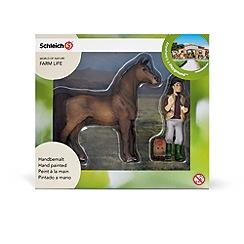 Schleich - Horse & Vet Set