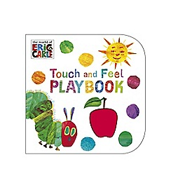 The Very Hungry Caterpillar - Touch and feel playbook