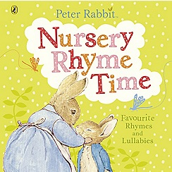 Beatrix Potter - Nursery rhyme time