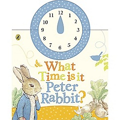 Beatrix Potter - What Time Is It, Peter Rabbit?