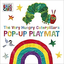 The Very Hungry Caterpillar - Pop-up playmat book