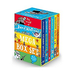 Harper Collins - The World of David Walliams: Mega Box set