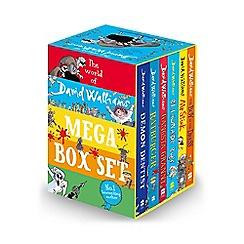 Harper Collins - The World of David Walliams: Mega Box set