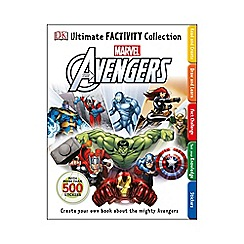 The Avengers - Marvel The Avengers Ultimate Factivity Collection
