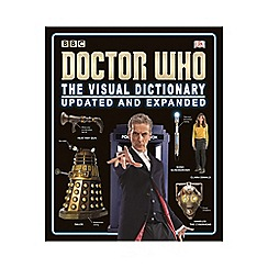 Doctor Who - Doctor Who The Visual Dictionary Updated and Expanded