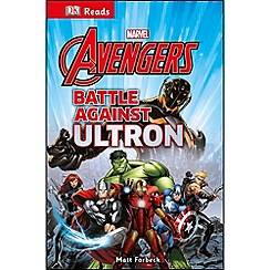 The Avengers - Marvel The Avengers Battle Against Ultron