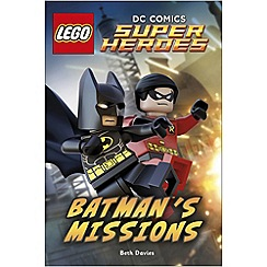 Lego - LEGO DC Comics Super Heroes: Batman's Mission