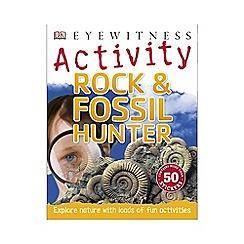 Dorling Kindersley - Rock & Fossil Hunter